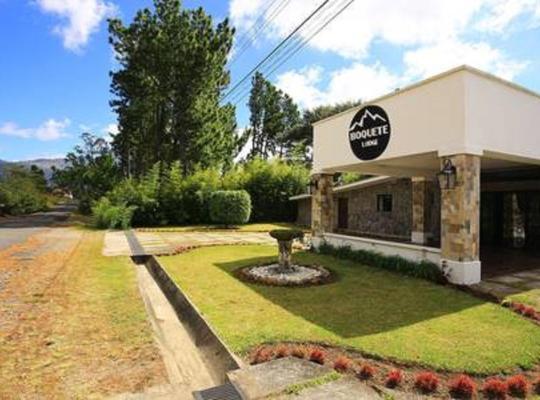 תמונות מלון: Boquete Lodge
