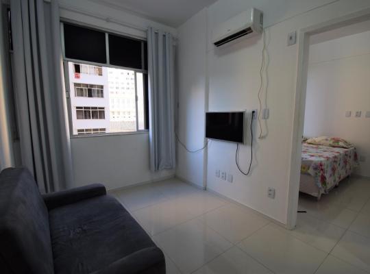 รูปภาพจากโรงแรม: Farol da Barra