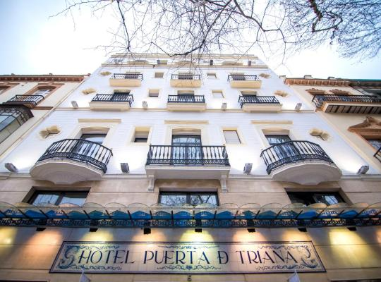 Хотел снимки: Petit Palace Puerta de Triana