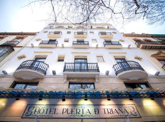 호텔 사진: Petit Palace Puerta de Triana
