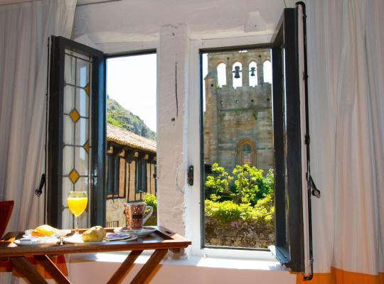 호텔 사진: Hotel Posada Santa Maria la Real