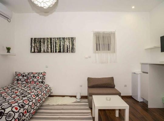 Otel fotoğrafları: Zagreb Metropolitan apartment