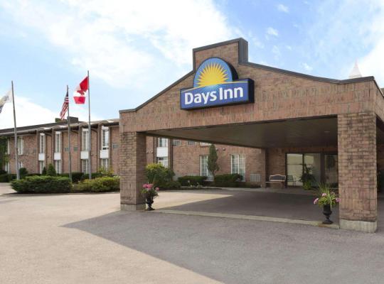 Хотел снимки: Days Inn by Wyndham Brantford