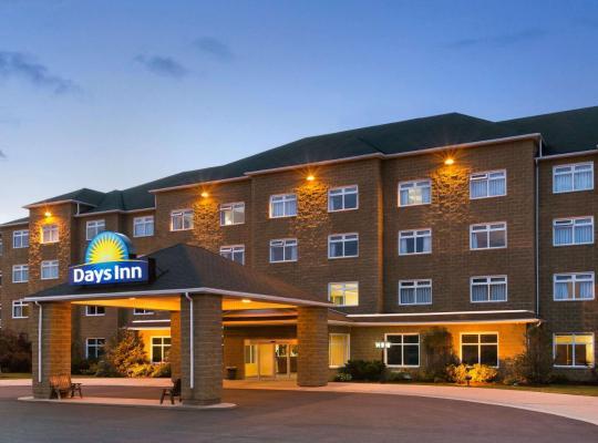 รูปภาพจากโรงแรม: Days Inn by Wyndham Oromocto Conference Centre