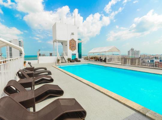 Viesnīcas bildes: Hotel Faranda Express Soloy & Casino