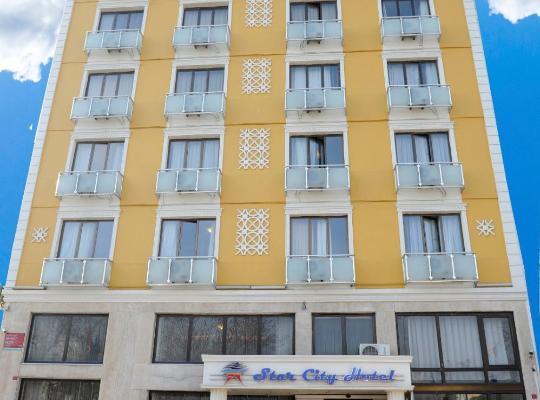 รูปภาพจากโรงแรม: Star City Hotel