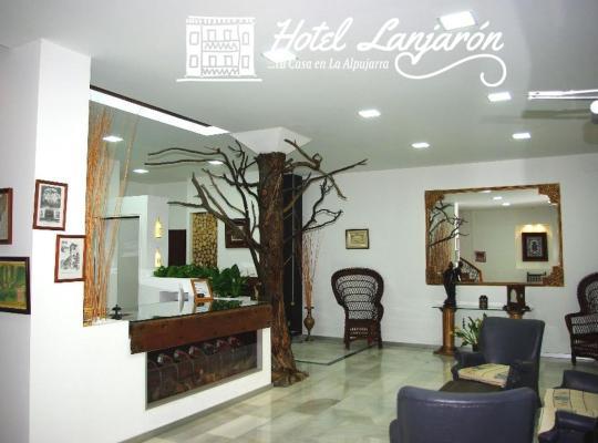 Fotografii: Hotel Lanjaron