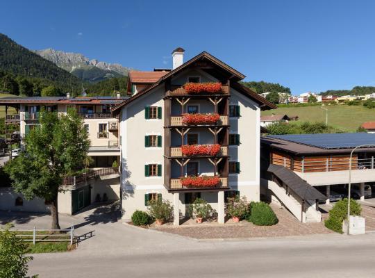ホテルの写真: Kasperhof Apartments Innsbruck Top 6 - 7