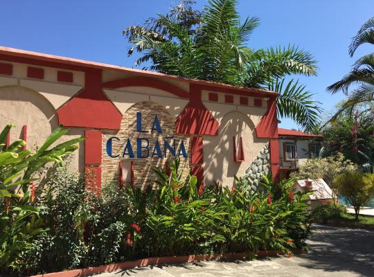 酒店照片: Hotel La Cabaña