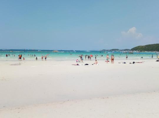 Fotografii: Koh Larn De Beach