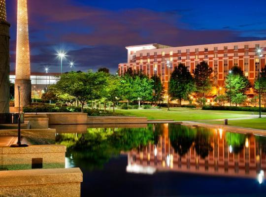 Фотографии гостиницы: Embassy Suites Atlanta at Centennial Olympic Park