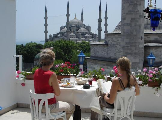 صور الفندق: Hotel Sultanahmet