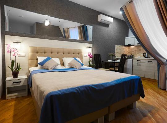 Φωτογραφίες του ξενοδοχείου: ANTARES Apart hotel