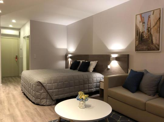 Otel fotoğrafları: Hotel do Parque