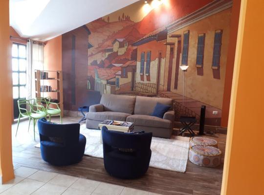 Fotos do Hotel: Tierra de Paz