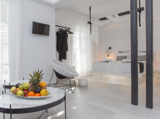 Hotellet fotos: Studios Panos