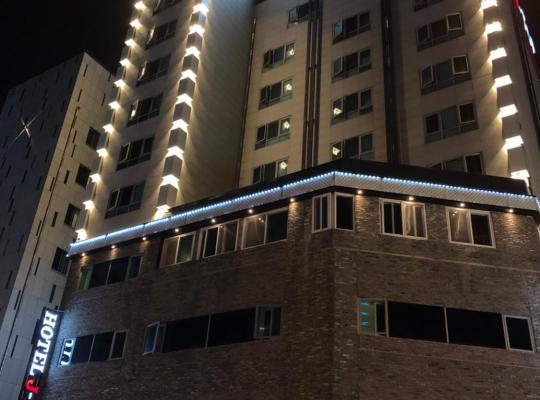 Hotel foto: Hotel J-TOP Cheonan