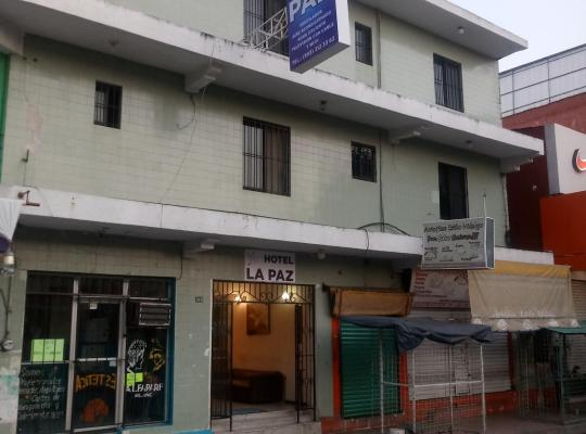 Képek: Hotel La Paz
