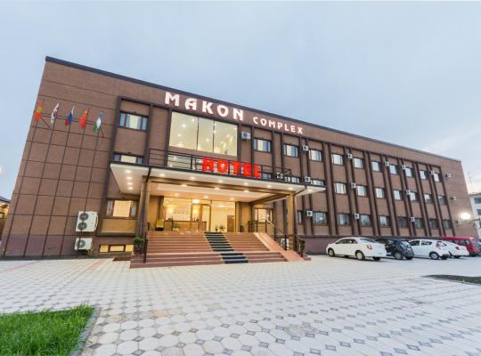 Hotel photos: Hotel MAKON complex