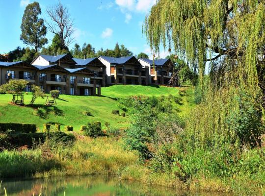Fotografii: Premier Resort Sani Pass