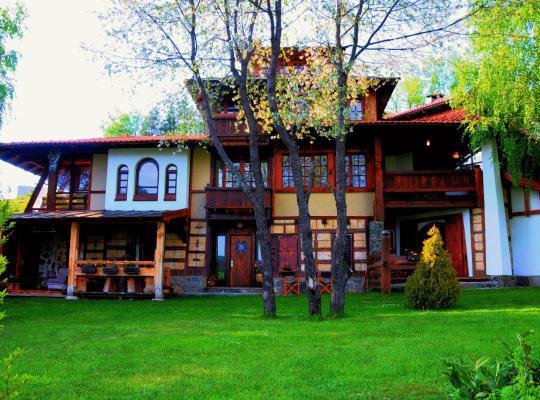 Хотел снимки: Apartments Carevo Polje