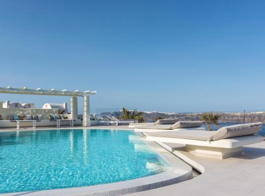 Otel fotoğrafları: Elements of Caldera Suites