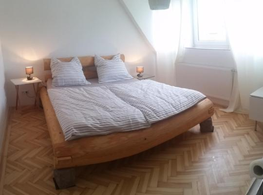 Zdjęcia obiektu: Gemütliche Wohnung -Nürnberg