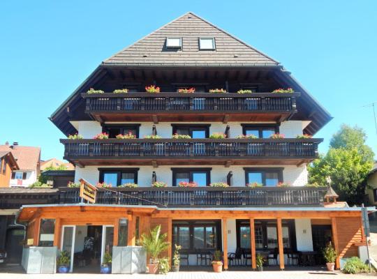 ホテルの写真: Hochschwarzwald-Hof