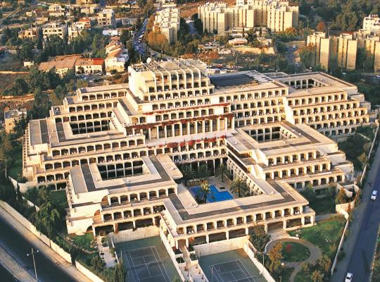Viesnīcas bildes: Dan Jerusalem Hotel