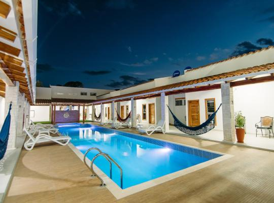 होटल तस्वीरें: Hotel Misiones de Chiquitos