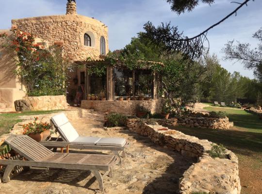 Hotellet fotos: Can Piedra Feliz B&B Formentera