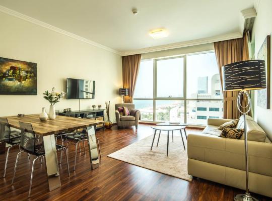 תמונות מלון: Frank Porter - Al Bateen Residence - JBR