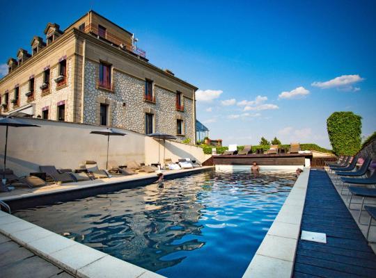 รูปภาพจากโรงแรม: Domaine De La Corniche