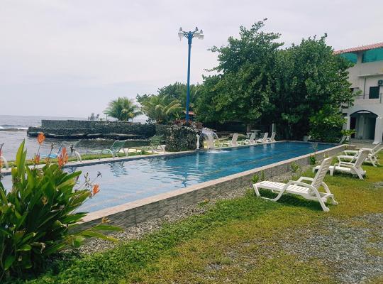 Хотел снимки: Hotel La Cueva