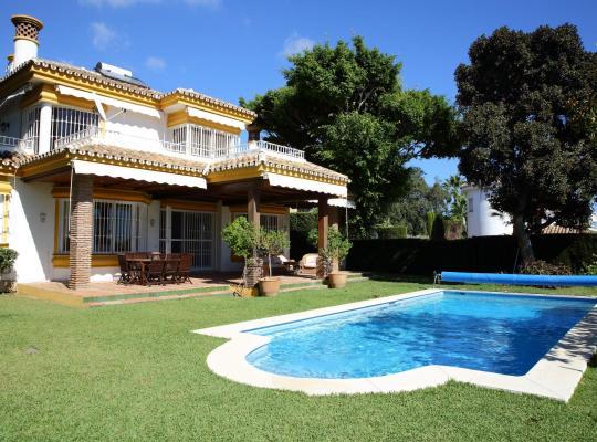 Ảnh khách sạn: Luxury Villa Mijas Beach