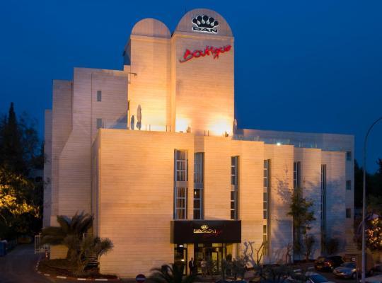 Viesnīcas bildes: Dan Boutique Hotel Jerusalem