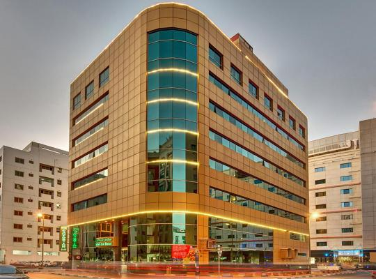 Képek: Comfort Inn Hotel Deira