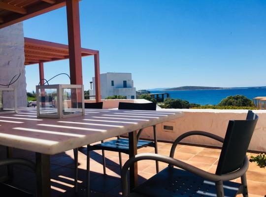 תמונות מלון: Aliki Beach House