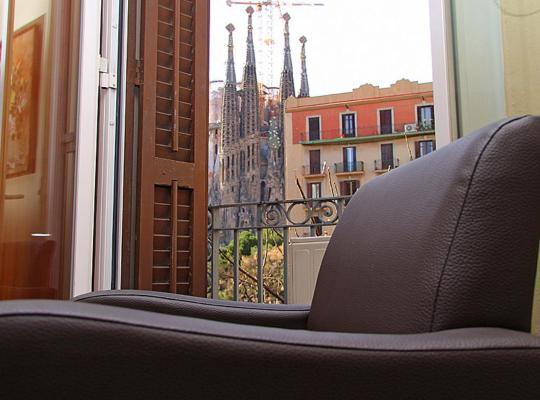 Хотел снимки: Oxis Apartments - Vista Sagrada Familia 2