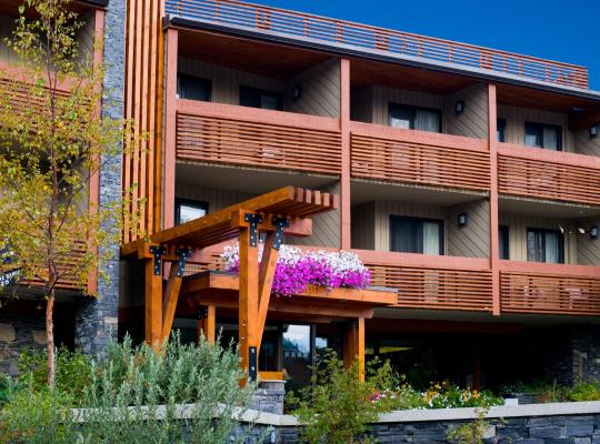 Foto dell'hotel: Banff Aspen Lodge