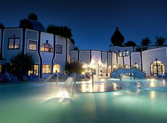 Фотографії готелю: Rogner Bad Blumau