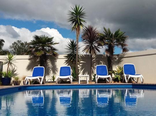 Hotel foto 's: Bay Palm Motel