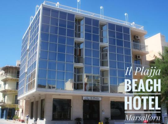 Fotos de Hotel: Il-Plajja Hotel