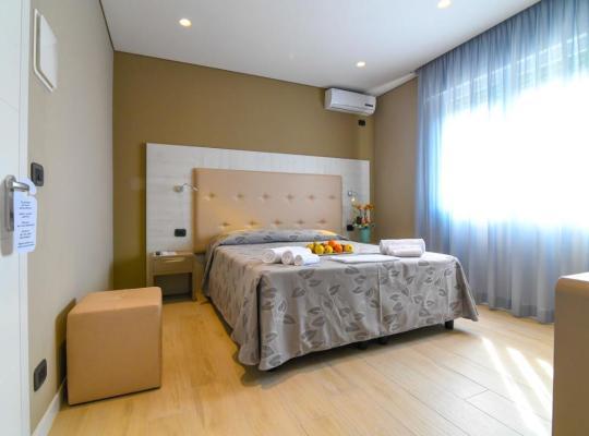 ホテルの写真: Hotel Ristorante Fortuna