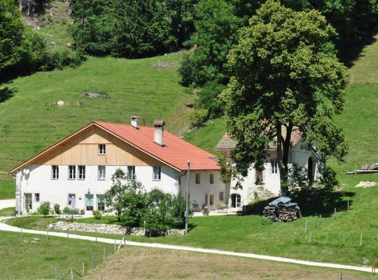 ホテルの写真: Relais de la Baume