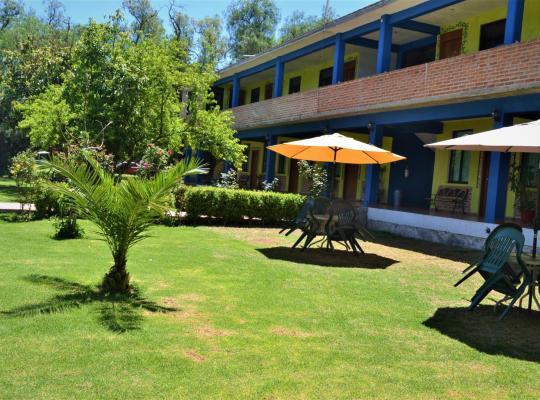 Хотел снимки: Hotel Quetzalcalli
