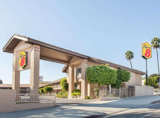 호텔 사진: Super 8 by Wyndham Los Angeles/Alhambra