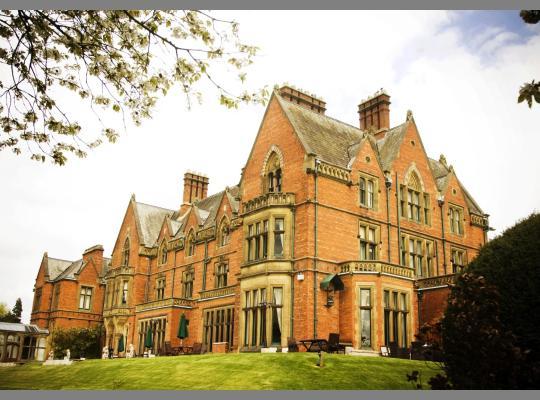 Фотографии гостиницы: Wroxall Abbey Hotel & Estate