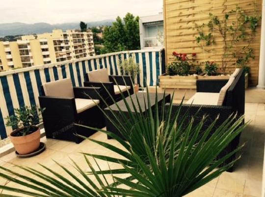 Φωτογραφίες του ξενοδοχείου: 11 Avenue des Orangers