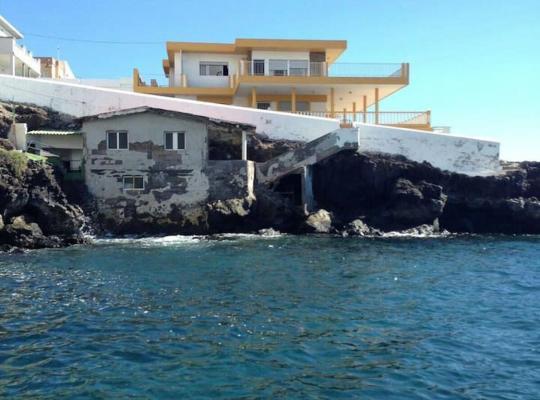 Viesnīcas bildes: Chalet junto al mar